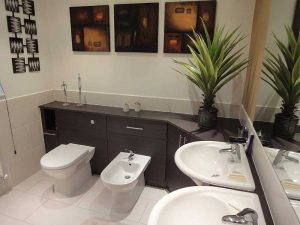 Bathroom design and fitting Monmouthshire