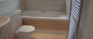 Peter Robinson Installations Bathroom fitting and tiling